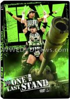 WWE DX: One Last Stand cover by windows8osx