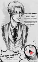 Professor? - Jareth fic-art by Joco-land