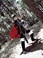 Marth - DLC  Fire Emblem Awakening - On guard ! by Kura-Kitsune