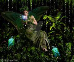 Forest Fairy by MDBOOKCOVERS