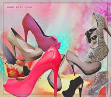 HighHeelsPack-MissCocoaKiss by miss-cocoakiss