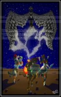 Tribal Dance by KatWithKnives