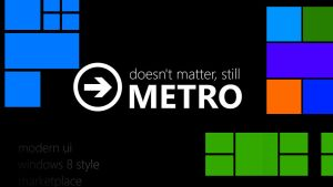 Doesn't Matter, Still Metro by JamesHD2K
