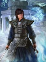 Choi Young: Faith by Vilenchik