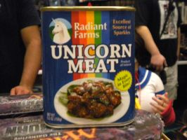 Canned Unicorn Meat by Hitsuji-chan15