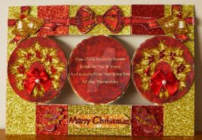 Christmas in Red and Gold by blackrose1959