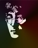 John Lennon by catemate