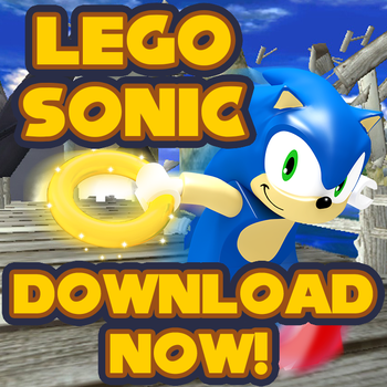 Lego Sonic Release v1 by JaysonJean