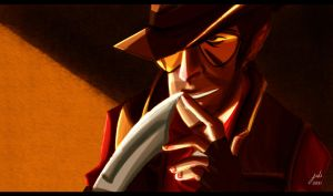 TF2 - Anyway. Let's get to it. by juli-paints