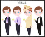 Wilfred / Ryan by shannon8188