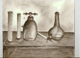 The pipette by hno3burns