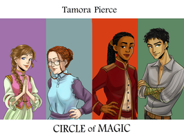 TP: The Circle Opens by Minuiko