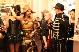 steampunk overlord party1 by cosplayoverlord