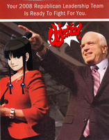 Best Reason to Vote for McCain by MeiRenee
