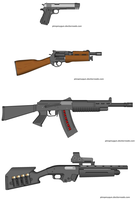 Just some 0.6 guns XI by Robbe25
