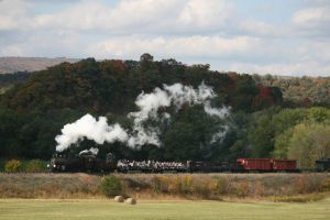 East Broad Top Steam by DragonWolfACe