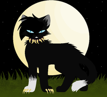 Scourge in the moon light by NighshadeIceheart