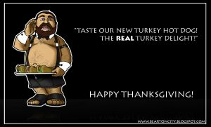 HAPPY THANKSGIVING TO ALL by ultimate-dam