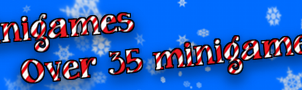 Christmas Minigames Ad by TacoApple99
