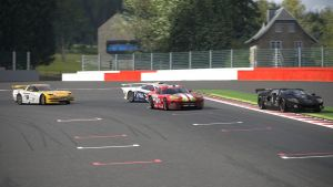 GT5: Touring Cars a Spa by K9RASArt