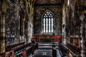 St. Mary's Abbey by fotomanisch