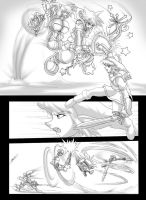 link vs sora  pag. 2 by mauroz