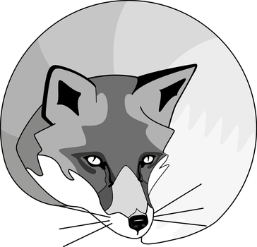Trademark sign - Fox by allukakalluto