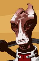 Mordin Solus by Atomic-DNA