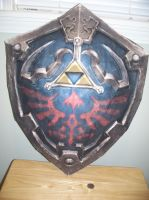 Hylian Shield Papercraft by Arc-Caster135