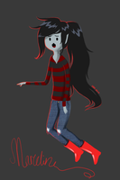 Marcy by dorkblue