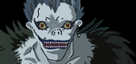 Ryuk from Death note by Fran48