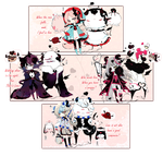 [OPEN] 214 Shadowmonster Batch by Piffi-adoptables