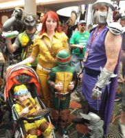 TMNT Family by Astrys