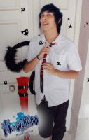 Ao no Exorcist Cosplay by Necroquantum