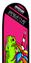 Breathe Carolina - Unicorn Deck by thebangzats