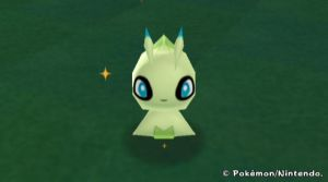Celebi by Amyrosefan4ever