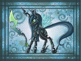 Weaponized Chrysalis by raptor007