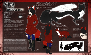 Com: Alira Reference Sheet by DragginCat