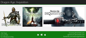 Dragon Age: Inquisition - Icon by Crussong