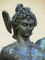 Firenze - Statues - Percy by Fafanny15