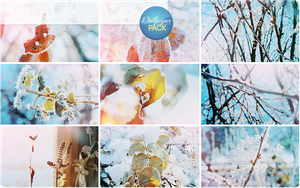 Winter wallpaper pack by annbuht