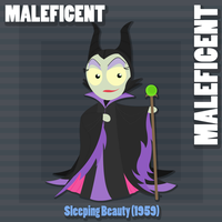 Maleficent by Blakem15192