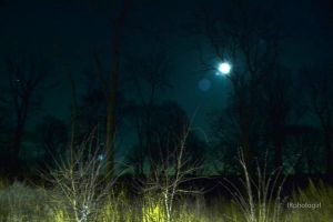 Starcatching: The Moon by IRphotogirl