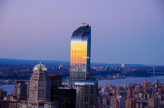 Sunset in the Big Apple by KML032