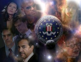 Criminal Minds-The BAU Team 2. by LuluDarling
