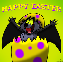 Happy Easter 2013 by BluebottleFlyer