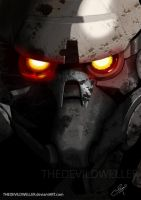 Killzone 2 by TheDEviLDweLLeR