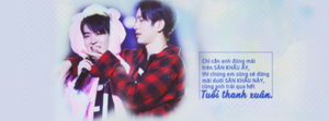 Cover Quotes #14 : JB + Jinyoung by Yu-Designer