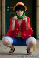 Monkey D. Luffy | 2 Years Later | II by Wings-chan