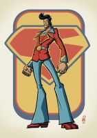 Superfly SuperMan by DazTibbles